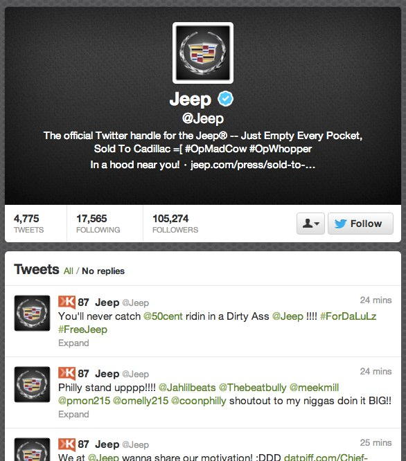 jeephacked