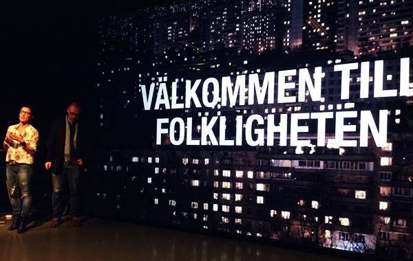 #socialbydefault på Kntnt och Visual arena.