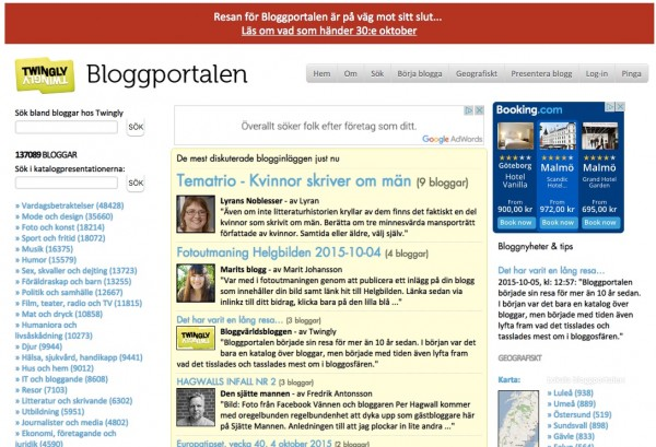 bloggportalen